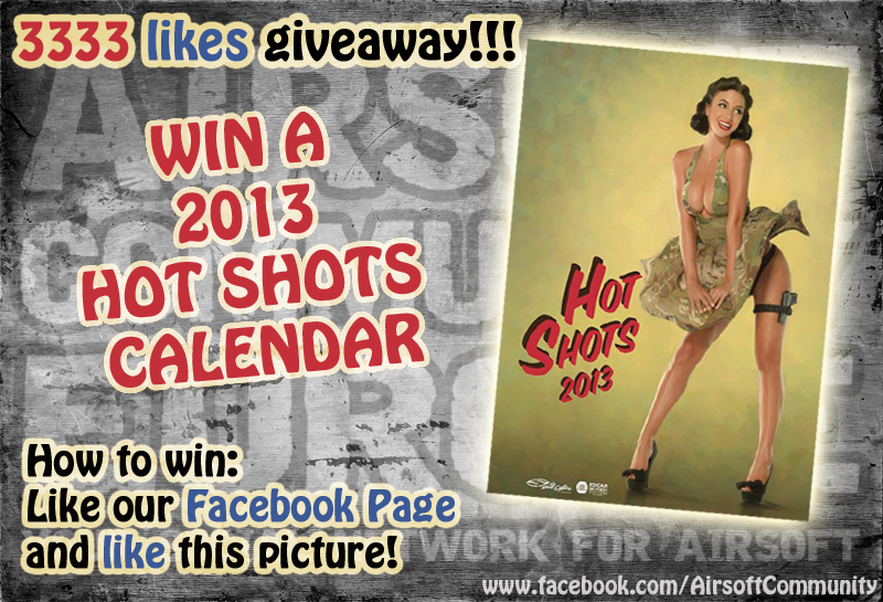 hot shots giveaway