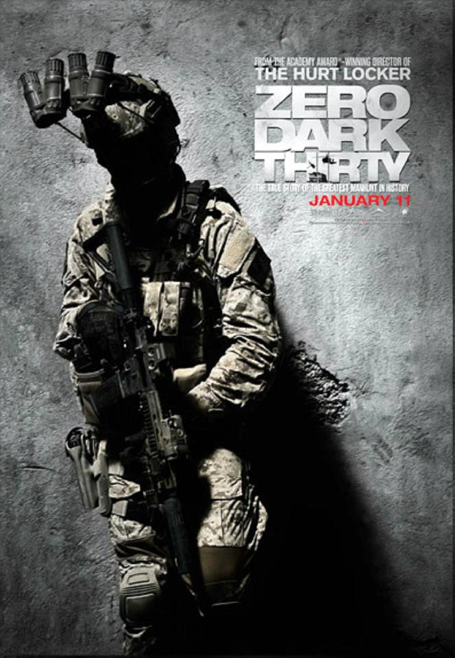 zero dark thirty banner