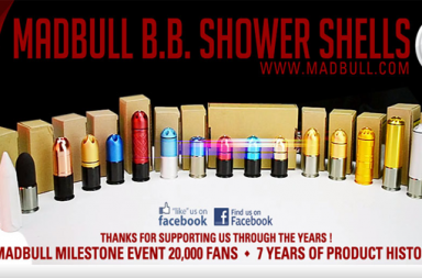 Madbull // 6TH MILESTONE EVENT BEGINS NOW !