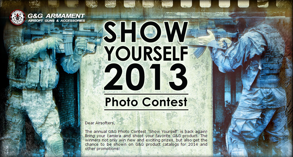 Show Yourself Photo Contest 2013