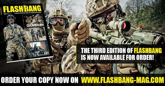 FLASHBANG Magazine Issue 3