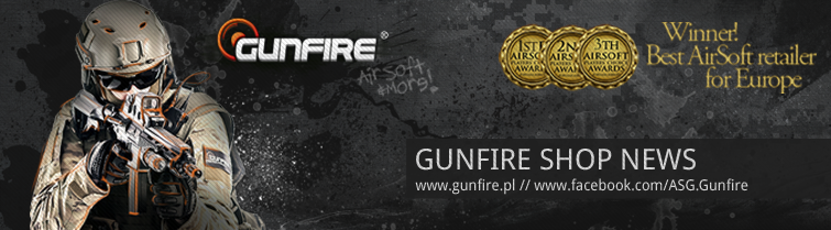 gunfire airsoft shop