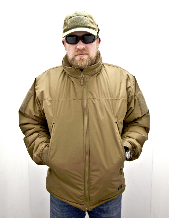 Generation 3 level 7 parka