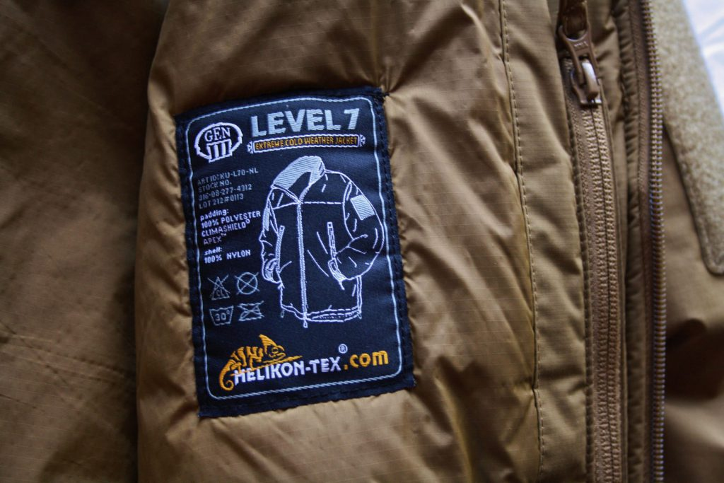 Helikon-Tex ECW Level 7 Gen 3 Jacket