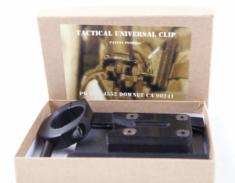 TACTICAL UNIVERSAL CLIP