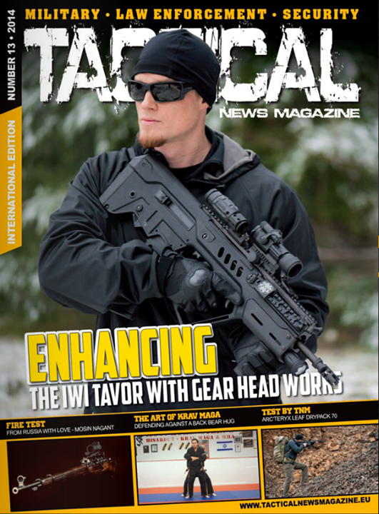 TACTICAL NEWS MAGAZINE Issue 13