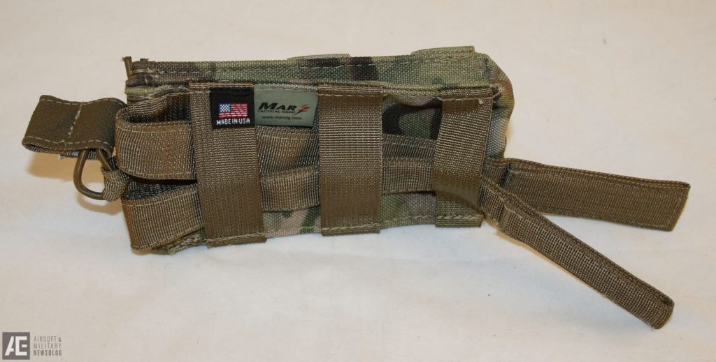 Marz Tactical Plate Carrier pouches