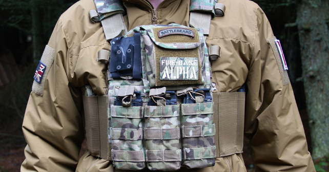 REVIEW // Marz Tactical Plate Carrier & Pouches - Airsoft & Military ...
