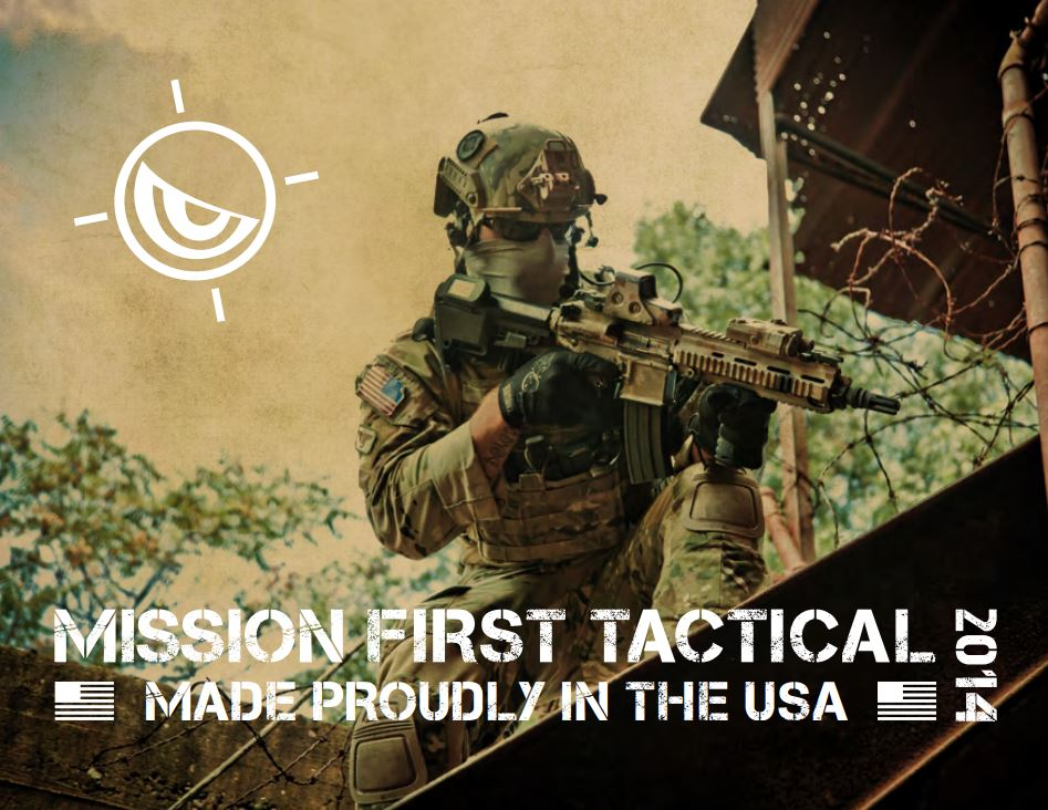 Mission First Tactical 2014 Catalog