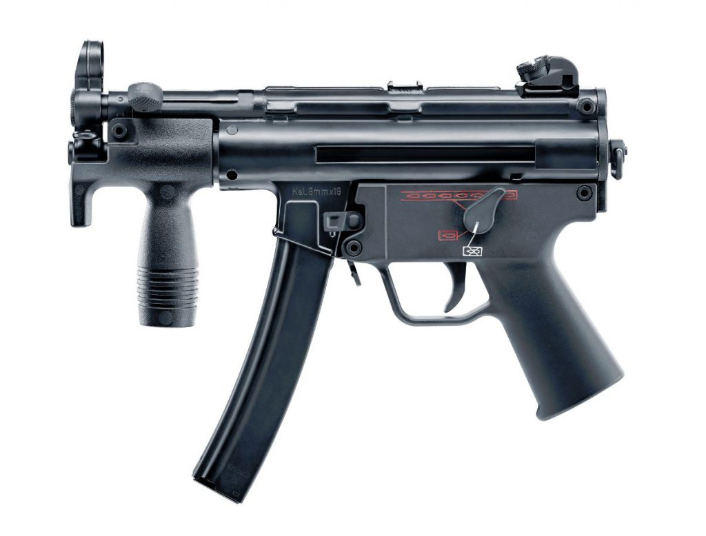 UMAREX HK MP5K GBB
