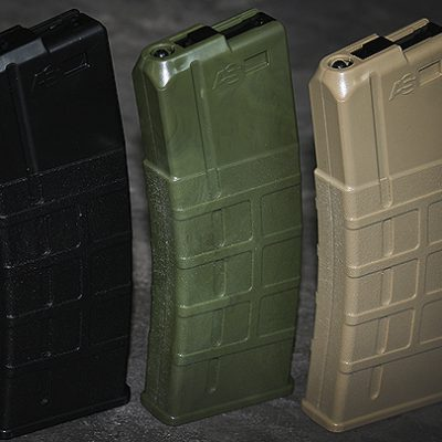 Airsoft Systems ASAR 15 Magazines