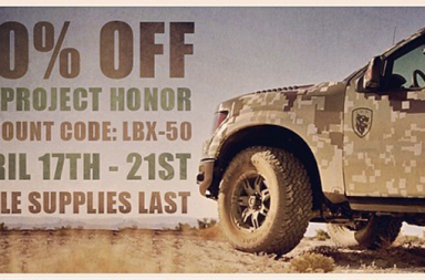 LBX Tactical Project Honor