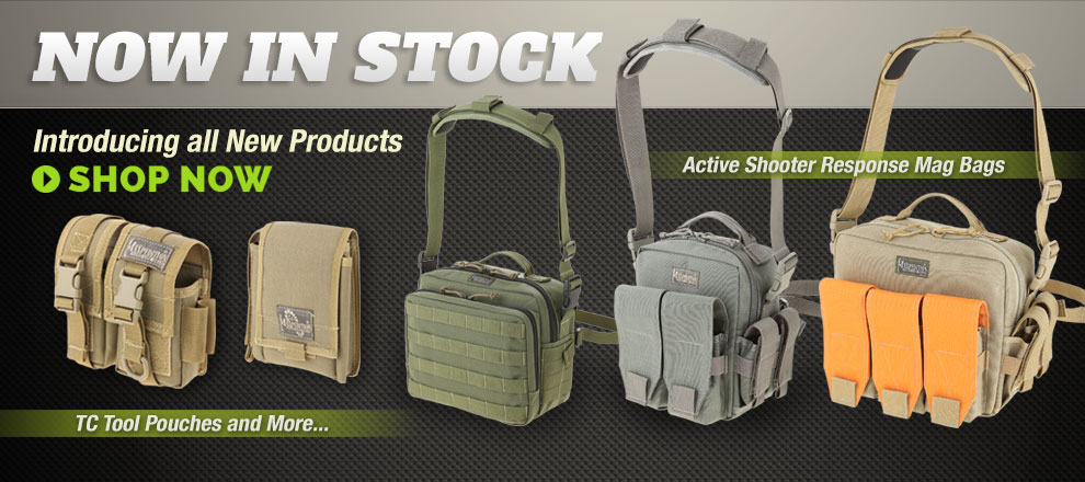MAXPEDITION New products 2014