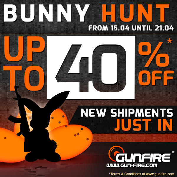 gunfire shop sale