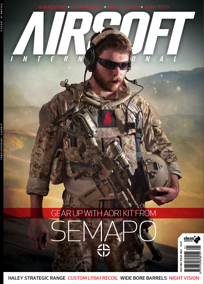 Airsoft International June 2014 Issue