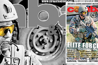 Combat & Survival Magazine June 2014 Issue