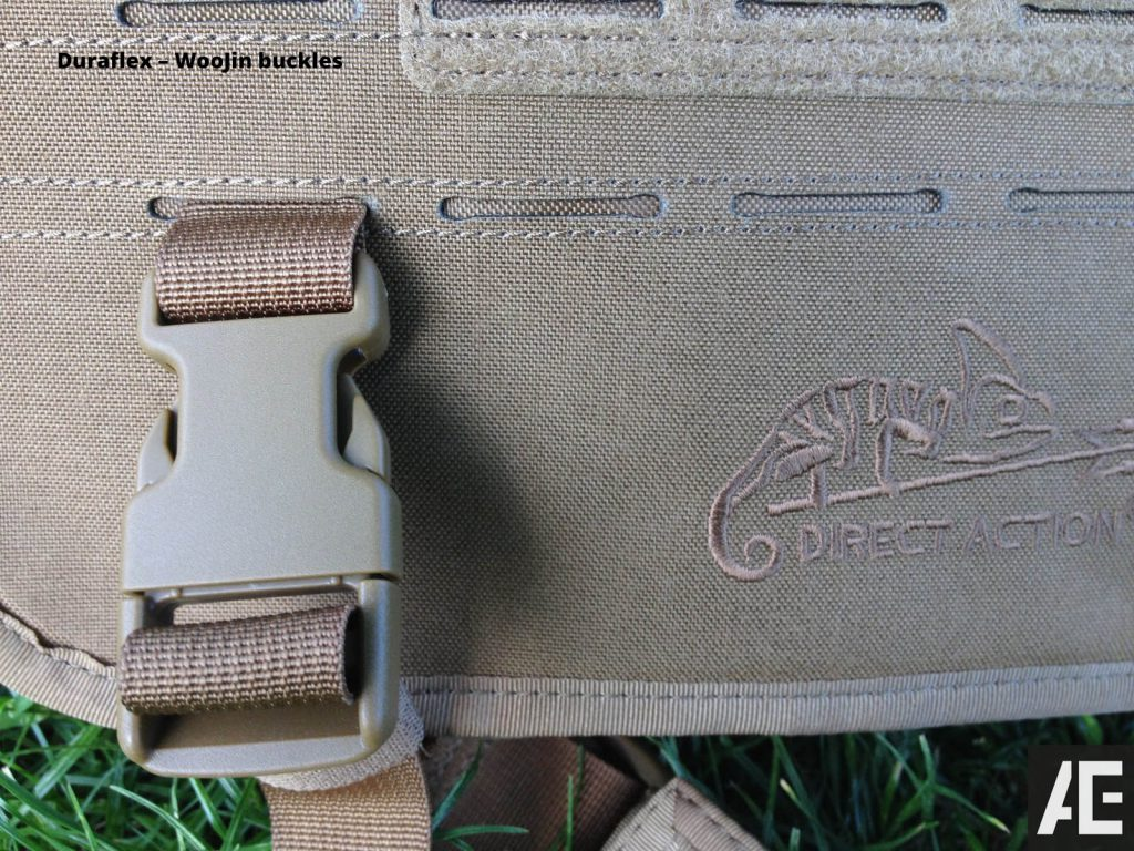 Direct Action Messenger Bag Review Helikon - Duraflex – WooJin buckles