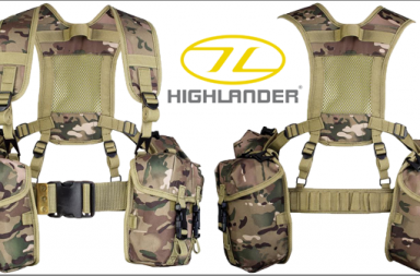 Highlander Full PLCE Webbing Set