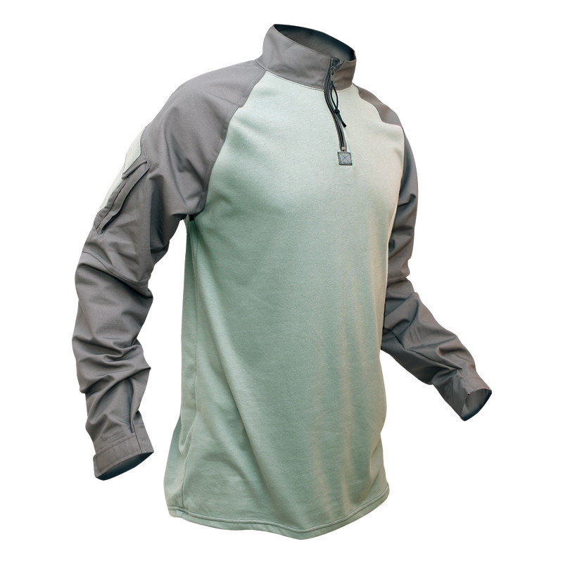 Glacier Grey Assaulter Shirt