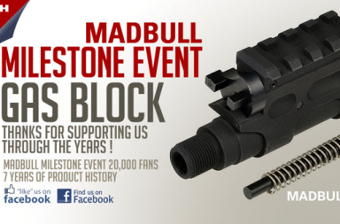 Madbull Airsoft 13th Milestone Event