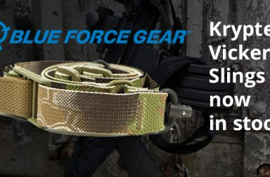 BLUE FORCE GEAR // Kryptek Vickers Slings