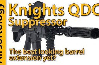 Knights Armament QDC Barrel Extension