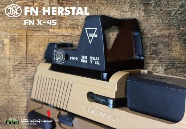 FN HERSTAL FNX 45 by Cybergun