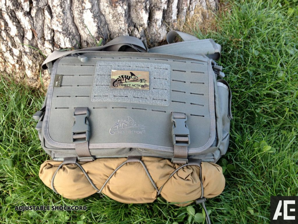 Direct Action Messenger Bag Review Helikon - Shockcord