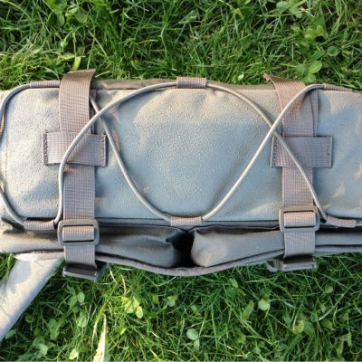 Direct Action Messenger Bag Review Helikon Anti Slip bottom