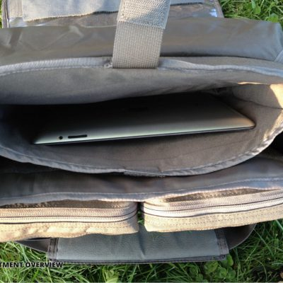 Direct Action Messenger Bag Review Helikon Compartment