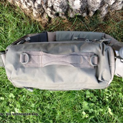 Direct Action Messenger Bag Review Helikon Top View