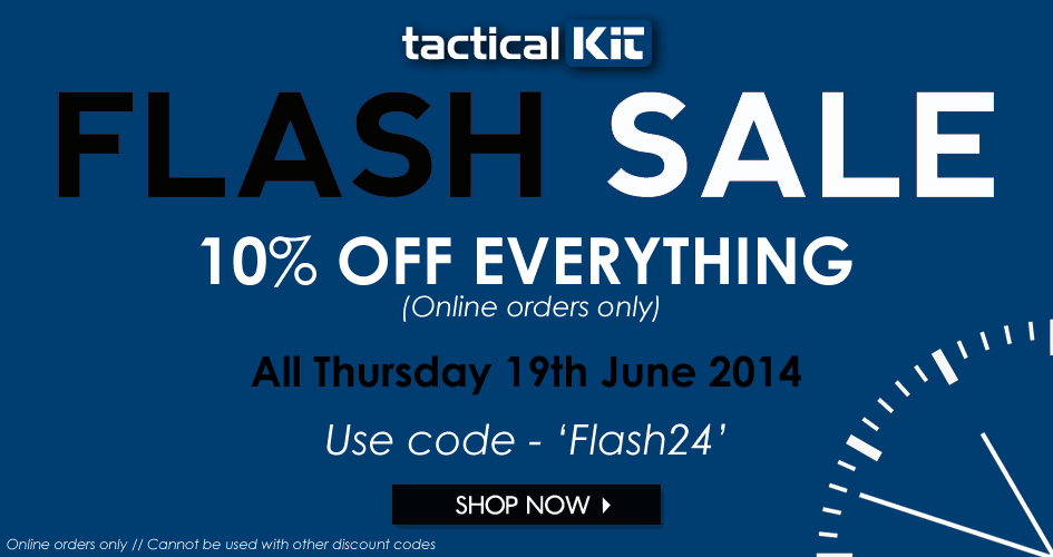 Tactical Kit UK Flash Sale Banner June 2014 w clock copy