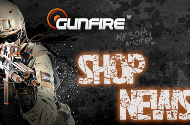 Gunfire Shop News