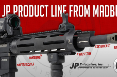 JP Enterprises airsoft products