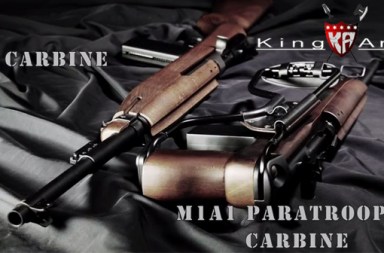King Arms M1 Carbine GBB