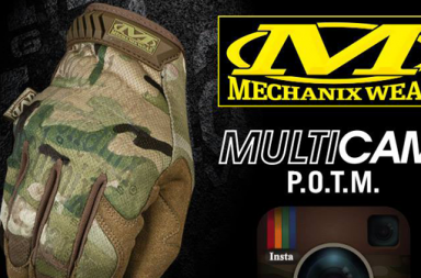 Mechanix Original MultiCam gloves