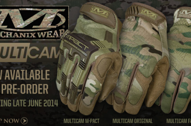 Mechanix Wear Mulitcam Gloves