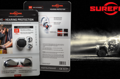 SureFire Eye and Ear Protection Kit