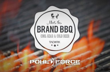 Meet the BRAND BBQ / Pohl Force