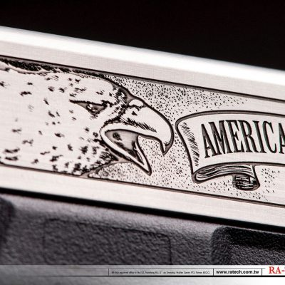 RA TECH American Eagle Tribute Slide