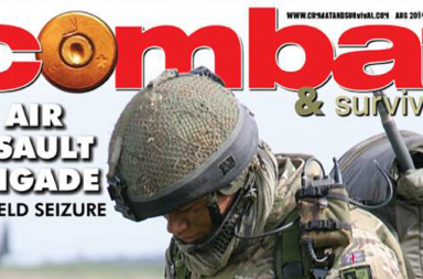Combat and Survival Magazine August Issue