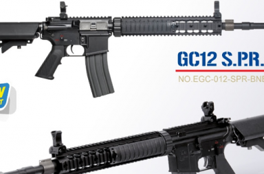 G&G Armament GC12 SPR