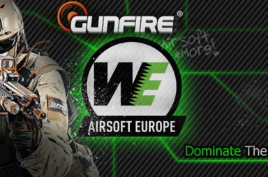 Gunfire distributor WE Airsoft Europe