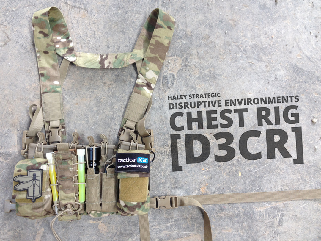 REVIEW HALEY STRATEGIC D3CR CHEST RIG