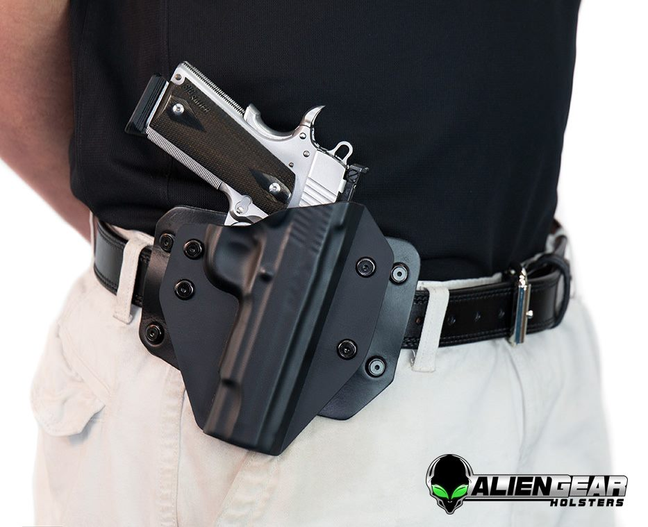 Alien Gear Holsters - Cloak Slide OWB Holster for 1911