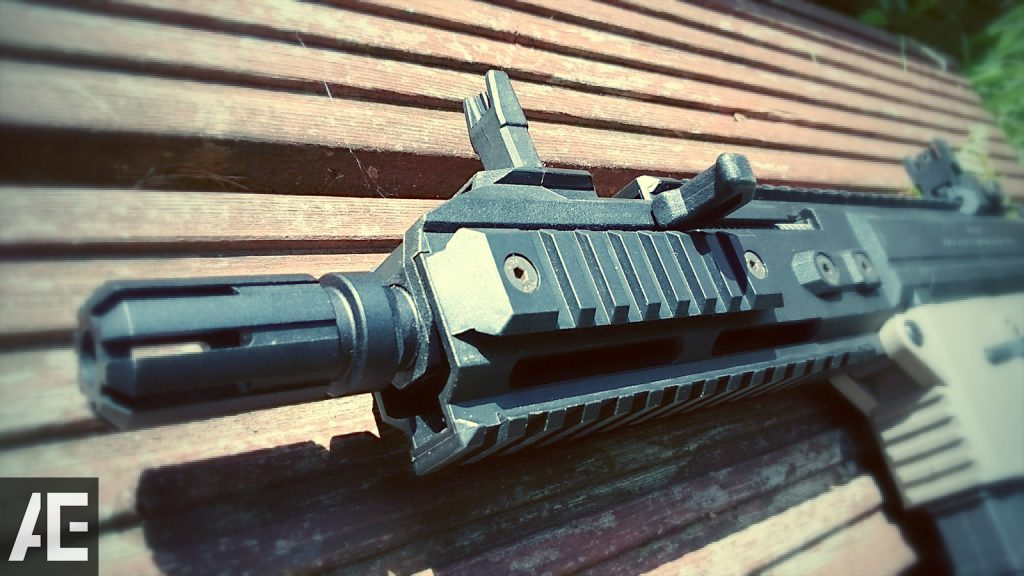 GHK G5 REVIEW AIRSOFT GBB RIFLE 4