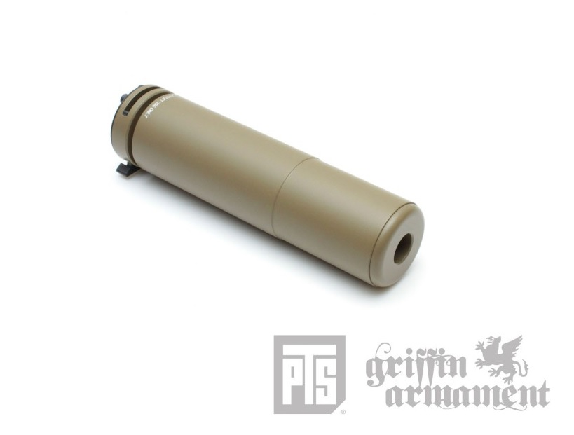 PTS Griffin Armament M4SD-II