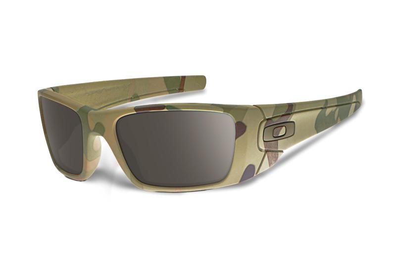 Oakley SI Fuel Cell Multicam