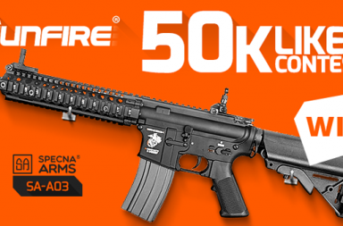 gunfire airsoft shop contest