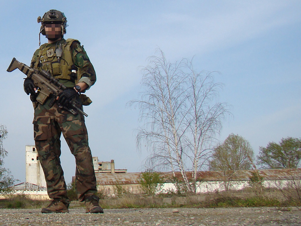 application airsoft